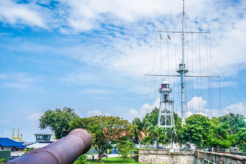 ペナン島 ジョージタウン コーンウォリス砦9