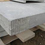 3 - Flat sill with chiselled edges