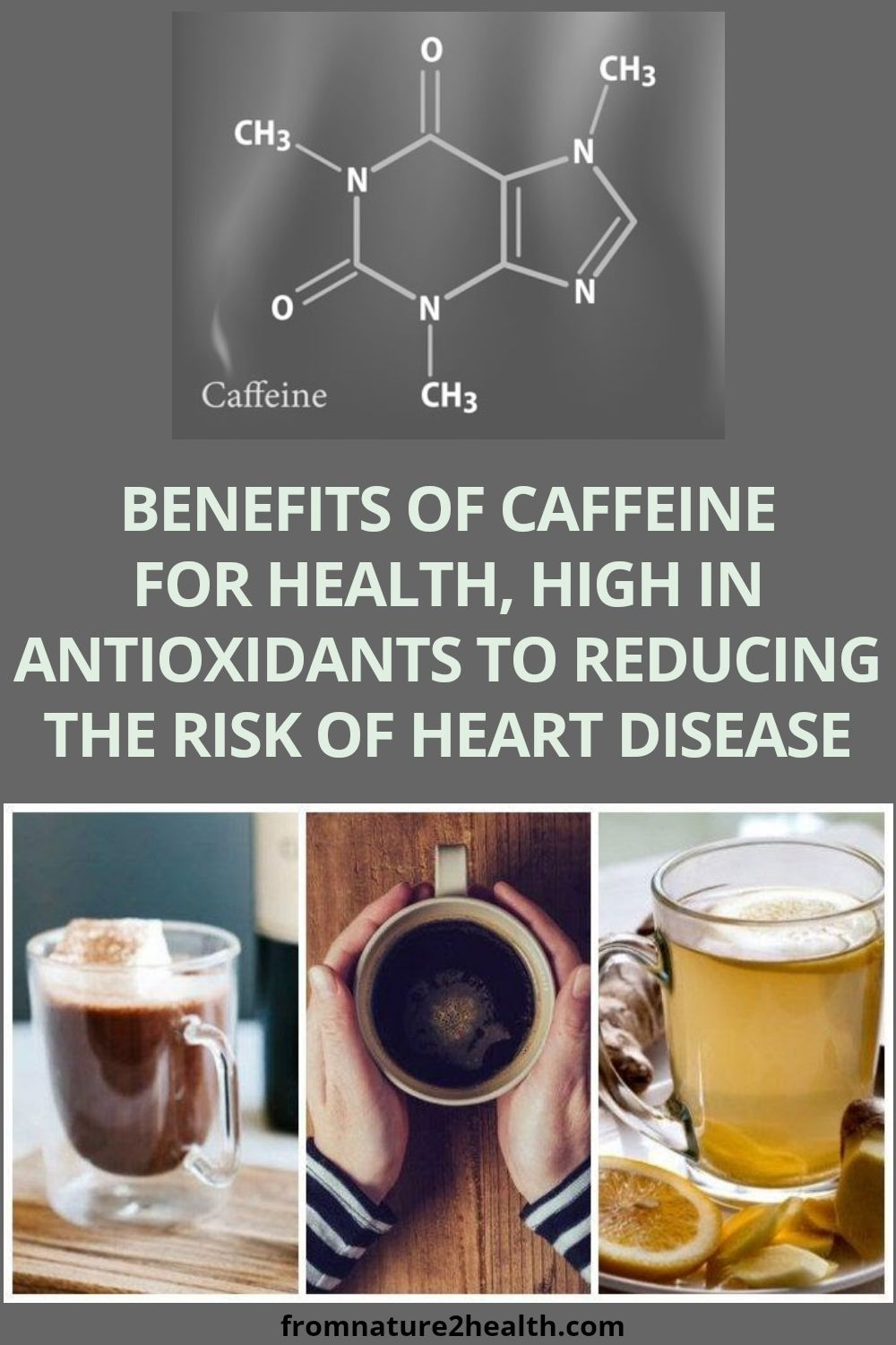 Benefits of Caffeine for Health, High in Antioxidants to Reducing The Risk of Heart Disease