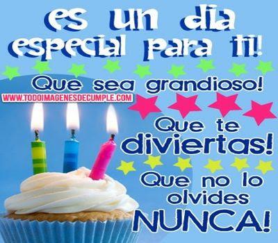 Frases de cumpleaños para amigo especial