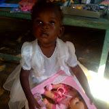Christmas at Haiti orphanages