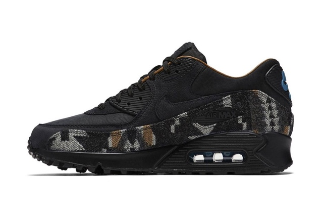 new product 3acda fe8b6 FollowTheKicks: Nike Air Max 90 Pendleton Dropping for Air ...