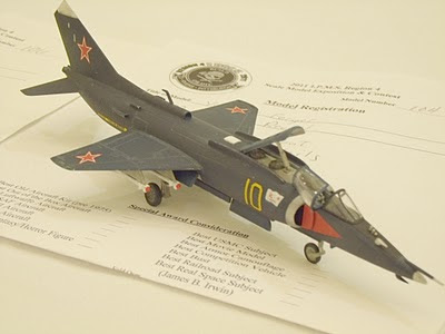 Yak-38 Forger model kit
