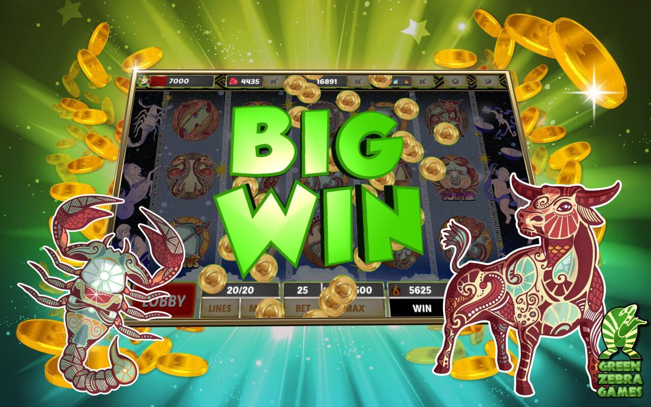 zodiac slots games