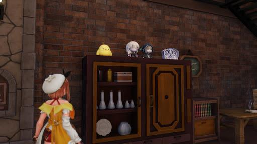 Atelier Ryza 2 decor