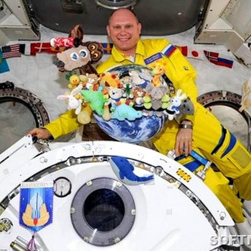 5 бесполезных предметов побывавших в космосе