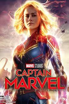 capa Capitã Marvel