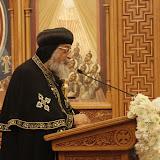 His Holiness Pope Tawadros II visit to St. Mark LA - _MG_0590.JPG