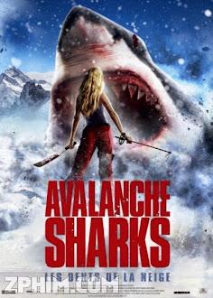 Cá Mập Núi Tuyết - Avalanche Sharks (2013) Poster