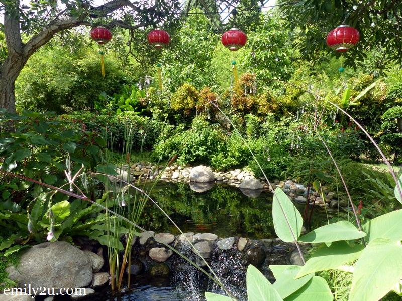 China-Malaysia Friendship Garden Putrajaya