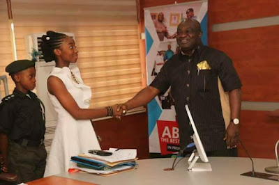 MEET ABIA STATE NEW GOVERNOR