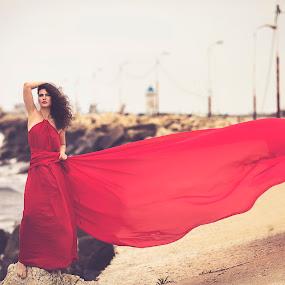 by Razvan Teodoreanu - People Portraits of Women