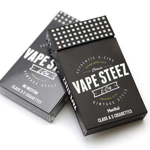 e cigarette 2 thumb2 - 【電子タバコ】VAPE STEEZオリジナル小型「使い捨て電子タバコ」「使い捨て電子葉巻」レビュー。おしゃれな外観とコンパクトなボディ【電子タバコ/IQOS/スターターキット】