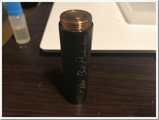 IMG 6367 thumb - 【コラム】Bison MODのエクステンションチューブを買った話と最近話題のノイクリ(Noisy Cricket)についてのお話【抵抗値とか】