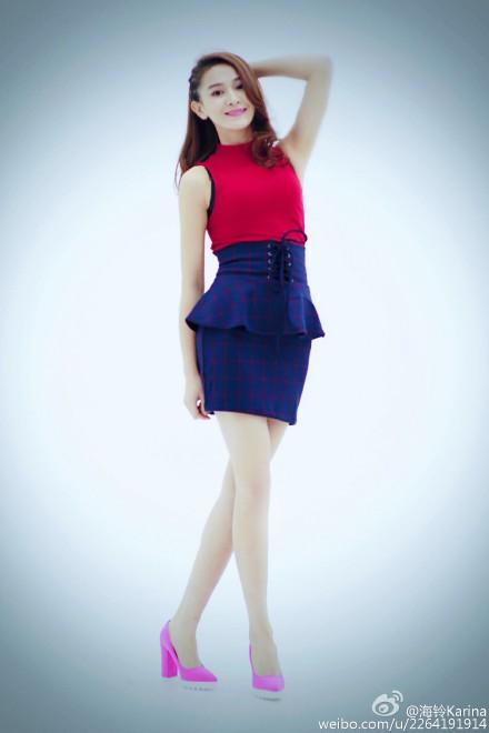 Karina Hai Ling China Actor
