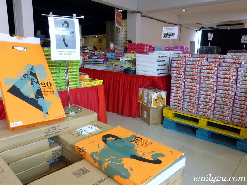 The Big Bad Wolf Book Sale Ipoh