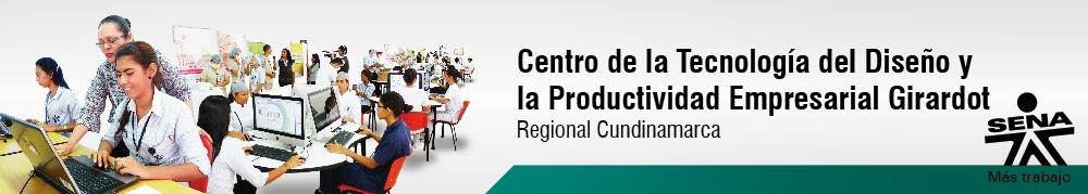 Centro de la Tecnología del Diseño y la Productividad Empresarial - SENA Girardot