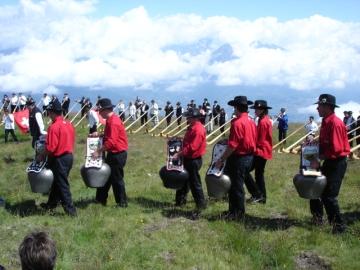 Festival Cor des Alpes - Nendaz 2007 - Sonneurs de cloches