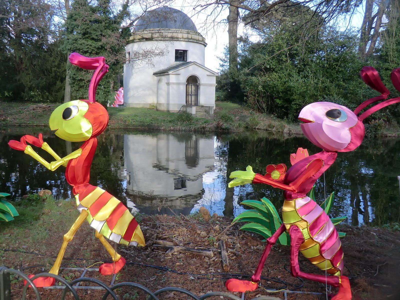 CIMG2533 Magical Lantern Festival 2016, Chiswick House