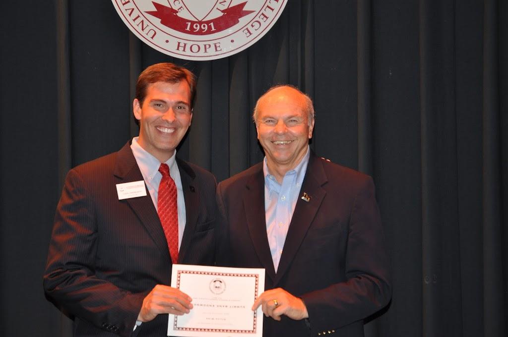 Foundation Scholarship Ceremony Fall 2011 - DSC_0019.JPG