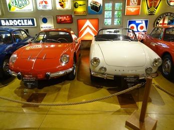2018.07.02-225 Alpine A108 berlinette et cabriolet 1961