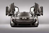 McLaren Special Operations return to Pebble Beach Concours d'Elegence