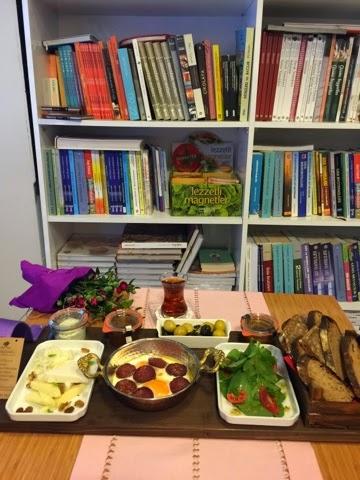 mutfak kitap - ne yedim ne içtim - mekan tanıtımı - enfes kahvaltı -  nereye gidelim