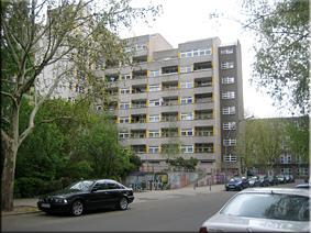 Apartamento en Hafenplatz 5, D-10963 Berlin