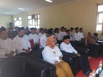 Badan Pengelola Islamic Center Karawang Resmi di Lantik