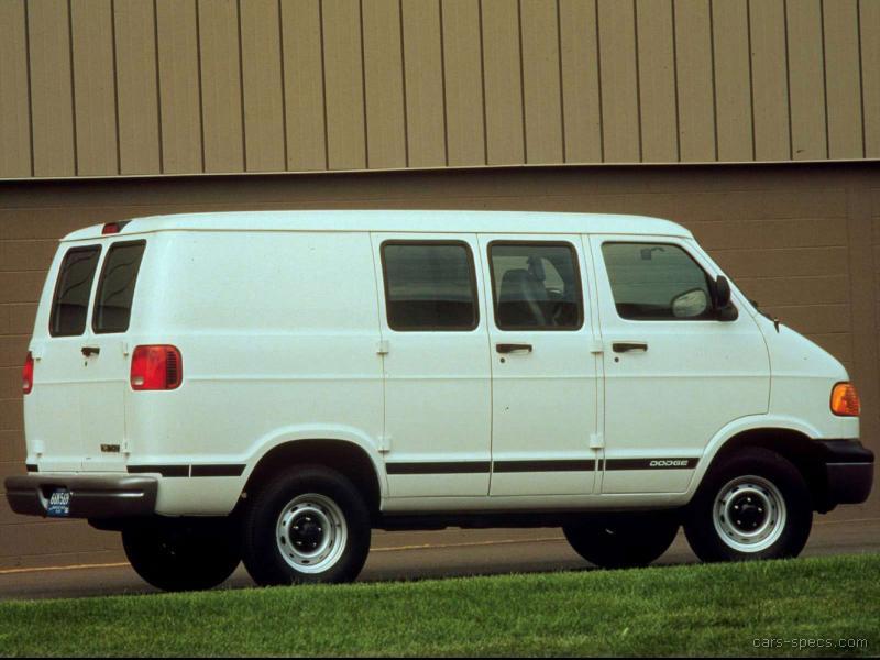 1998 Dodge Ram Van 00002 Jpg