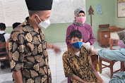 Vaksinasi MAN Batang, Sinyal PTMT Segera Dimulai