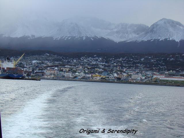 Canal de Beagle, Ushuaia, Argentina, Elisa N, Blog de Viajes