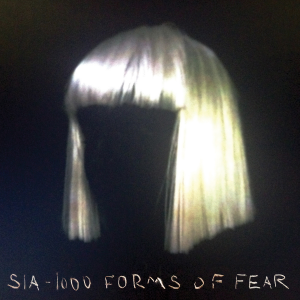 Sia - 1000 Forms of Fear album cover