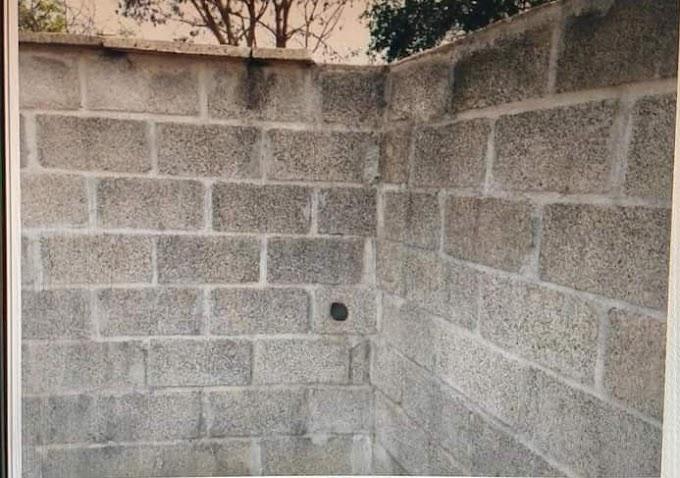 PM apreende 22 porções de maconha escondidas em muro de creche em Penápolis