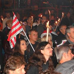 Demonstráció a közbiztonságért 2010.09.24.