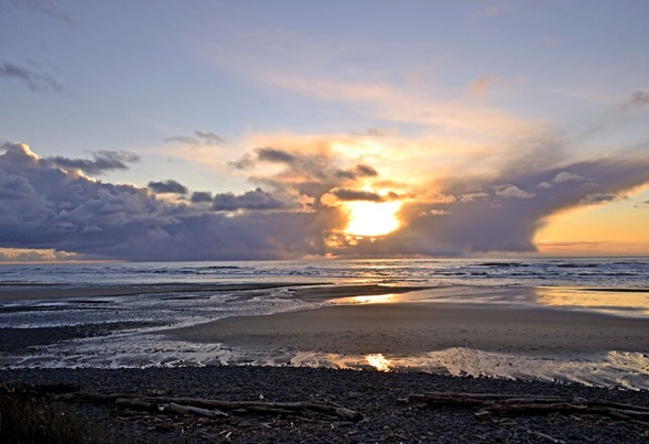 Heceta Head Sunset2