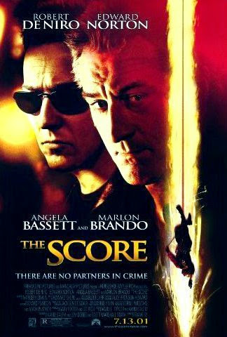 Poster Of The Score (2001) Full Movie Hindi Dubbed Free Download Watch Online At alldownloads4u.com