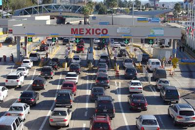 New delays on the U.S.-Mexico border