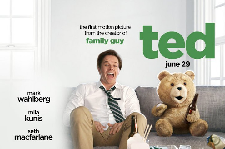 Ted movie posters