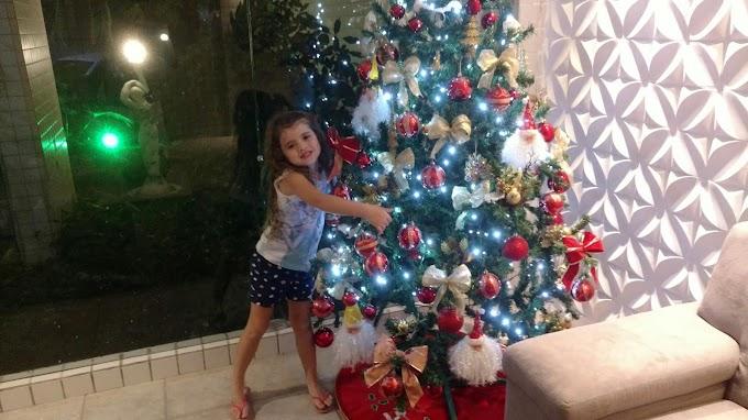 O Natal está chegando - Duda Pereira