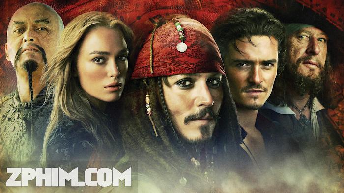 Ảnh trong phim Cướp Biển Vùng Caribê 3: Nơi Tận Cùng Thế Giới - Pirates of the Caribbean: At World's End 1