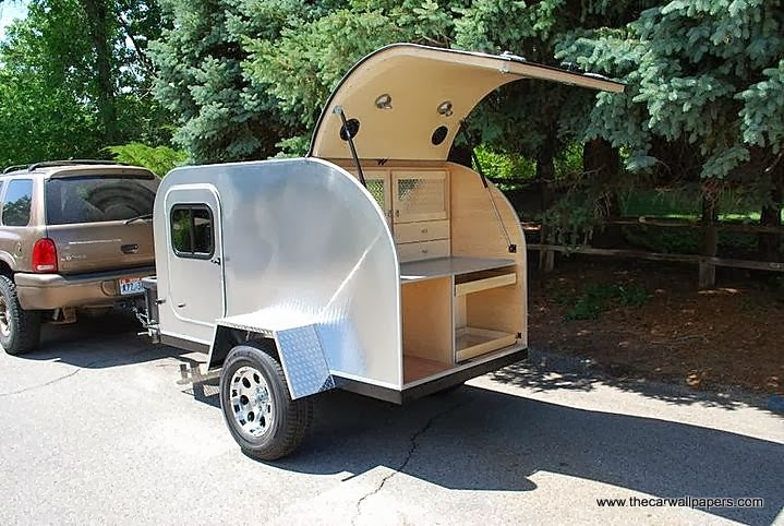 Moby1 XTR Expedition Trailers