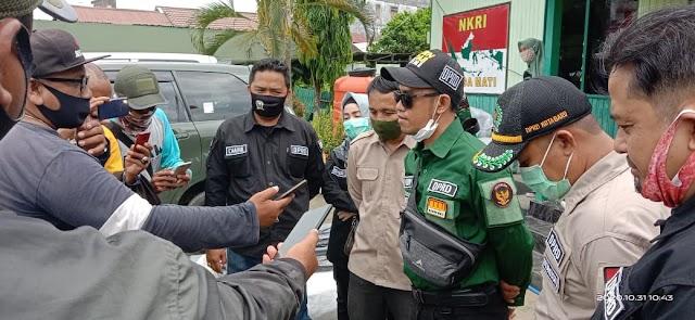 Tekan Kasus Covid-19, Legislator Kotabaru Ini Sosialisasikan Prokes dan PPKM Mikro