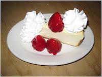 Cheesecake au fromage blanc - recette indexée dans les Desserts