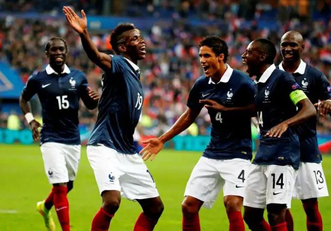 Timnas Perancis Menjadi Timnas Sepak Bola Termahal Pertama