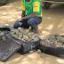 ANASWA AKISAFIRISHA KOBE 400 KWENYE MABEGI