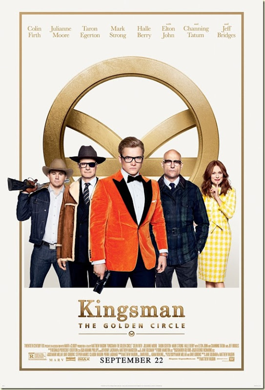 Kingsman-The Golden Circle