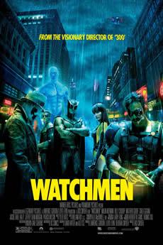 Baixar Filme Watchmen Torrent Grátis