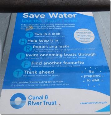 1 water saving notice marston doles