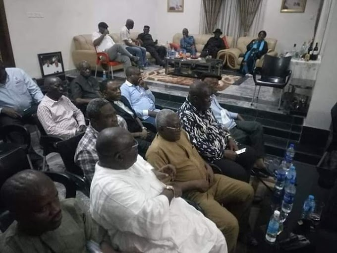 Cross River Northern  and Southern Elders Meet, Resolves to Unanimously Support Governor Ben Ayade
